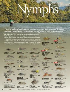 Flyfishing is surely an historical activity, using files of Romans with 200 AD applying lures Fly Fishing Lures, Trout Fishing Tips, Walleye Fishing, Sport Fishing, Gone Fishing, Carp Fishing, Fishing Tackle, Fishing Tricks, Fishing Rods