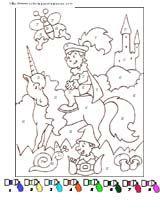 coloriages magiques maternelle