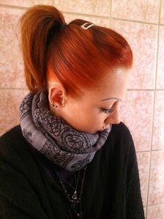 Red :) celtic orange red