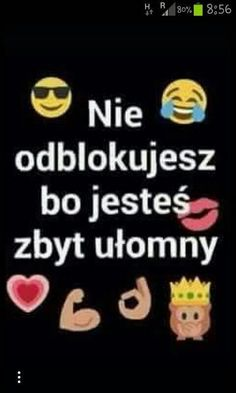 Read na blokadę~ from the story Tapety Na Telefon by loluniaxd (L O L U N I A) with reads. Very Funny Memes, Funny Facts, Lock Screen Wallpaper, Lol, Humor, Phone, Quotes, Wallpapers, Magick