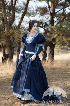 """Das Mittelalter Kleid """"Die Ausreißerin"""""""