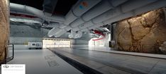 ArtStation - Unannounced CRYENGINE Project concept art, Ivan Tantsiura Sci Fi News, Federal Bureau, Environment Concept Art, Artwork, Projects, Eden Project, Underworld, Asd, Fantasy