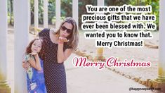 Cute Merry Christmas 2019 Messages Wishes for Daughter from Parents - Happy New Year 2020 Best Merry Christmas Wishes, Christmas Wishes Messages, Merry Christmas Quotes, Message To Daughter, Wishes For Daughter, Dear Daughter, Daughters, Dramas, Bliss