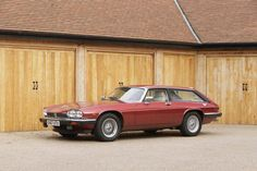 Yes, You Can Own The Shooting Brake Jaguar Should Have Built | Petrolicious
