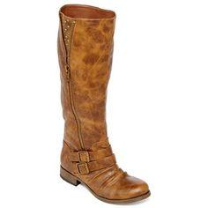 91445d897559 Olsenboye® Ramble Tall Zipper Boots - jcpenney Cute Boots