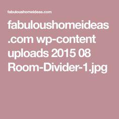 fabuloushomeideas.com wp-content uploads 2015 08 Room-Divider-1.jpg