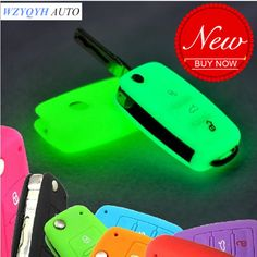 Luminous Silicone car key cover     Buy at -> https://salecurrents.com/luminous-silicone-car-key-cover-for-volkswagen-vw-polo-tiguan-passat-b5-b6-b7-golf-mk6-eos-scirocco-jetta-mk5-mk6-octavia/ For 8.99 USD    For More Items Visit www.salecurrents.com    FREE Shipping Worldwide!!!