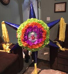 Boov Oh! Captain Smek piñata. HOME Dreamworks movie party theme