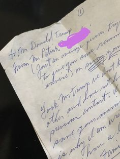 My father (now deceased). He would write to famous people with his homegrown advice. He would include a $100 check to get their attention. He asked me to mail this one and I didn't. Found it this morning. Abt. 1991.