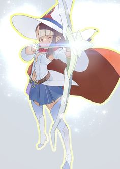 Little Wich Academia, My Little Witch Academia, Anime Witch, Manga Poses, Netflix Anime, Japanese Cartoon, Cartoon Movies, Rwby, Character Concept