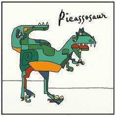 Picassosaur