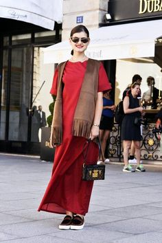 The Best Street Style from Paris Haute Couture Shows 2015