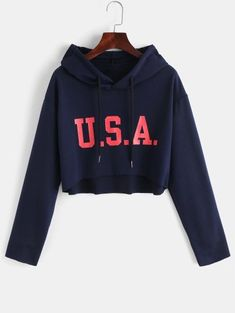 Beautiful Womens Long Sleeve Faux Fur Embellished Hooded Sweatshirt Pullover Tops Personalized Wild Patchwork Short Tops New Arrival 2019 Women's Clothing