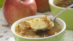 Créme brûlée med æble og citronmelisse | Familie Journal