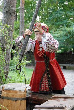 Ukrainian folk singer Antonina Matvienko