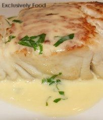 Yummy lemon butter sauce!  Great for light fish dishes or chicken.