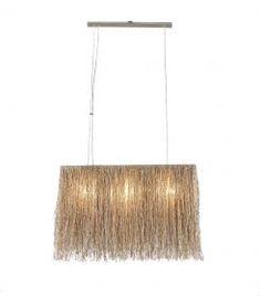 LIGHTING Flush Mount Led Lights, Stone Lamp, Bohemian Design, Bohemian Style, Gold Floor Lamp, Night And Day Furniture, Modern Pendant Light, Hanging Pendants, Rectangle Shape