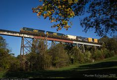 RailPictures.Net Photo: CSXT 942 CSX Transportation (CSXT) GE ES44AC at Boones Creek, Tennessee by Hunter Richardson
