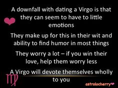 Dating a Virgo..DATING MY HUSBAND