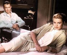 Jimmy Stewart and Grace Kelly, loved this movie