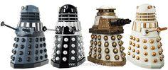 21. Remembrance of the Daleks set: contains Supreme Dalek, Imperial Dalek troop…