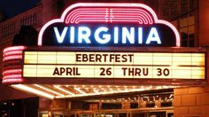 Ebertfest, the film festival founded by Roger Ebert will take place this year from April 15-19. http://www.ebertfest.com/