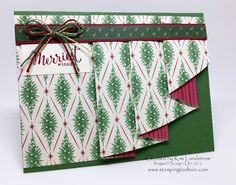 Let's Celebrate Christmas! Stamping to Share Demo Swaps!! Part One, #stamping to Share, Created by Kim Lundstrom, Merriest Wishes