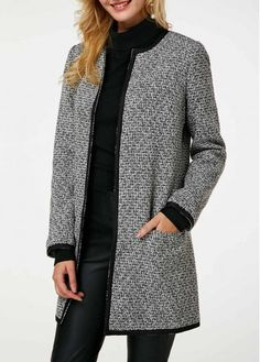 trendy Outerwear Coats with competitive price Hijab Fashion, Fashion Outfits, Womens Fashion, Batik Blazer, Trench Coat Style, Mode Hijab, Jackets Online, Winter Coat, Fashion Online