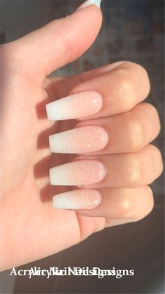 Pin on Nageldesign - Nail Art - Nagellack - Nail Polish - Nailart - Nails Nail Art Ongles En Gel, Nail Polish, Summer Acrylic Nails, Best Acrylic Nails, Summer Nails, Fall Nails, White Nail Designs, Acrylic Nail Designs, Nails Kylie Jenner