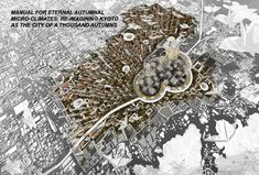 Presidents Medals: Manual for Eternal Autumnal Micro-Climates: Re-imagining Kyoto as the City of a Thousand Autumns