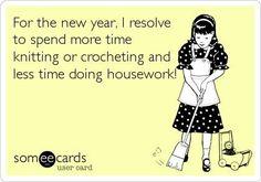 New Years resolution!