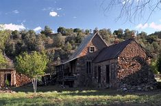 abandoned buildings western USA