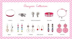 Designer collection on Giada&Co. #jewelry #Ayalabar #Hornica #Lampony #Mieko #DorusMhor #Pepitosa #Kushuni #SergioBustamante #Zoppini #Ishu+bra