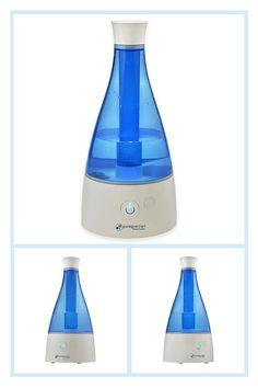 Warm Cool Mist Ultrasonic Humidifier Humidifier Cool Stuff Best Humidifier