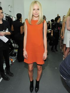 kate bosworth orange dress - Google Search