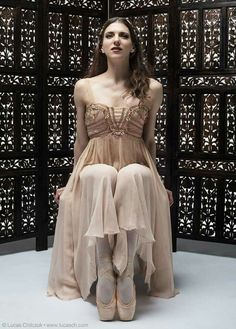 Luciana Paris as Juliet | Photography by Lucas Chilczuk