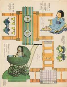 SHIRLEY TEMPLE HOUSE PAPER DOLL - sabine llorens - Picasa Web Albums