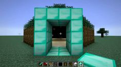 Minecraft: how to make a portal to the moon - (minecraft portal to the m...