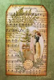 vintage christmas music sheets - Google Search