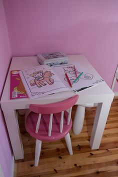 Clever way to paint a chair