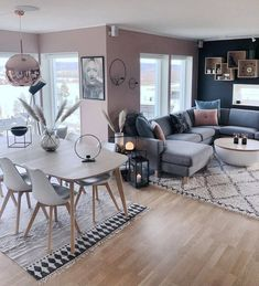 45 amazing gorgeous living room color schemes to make your room cozy 47 - Home Design Ideas Living Room Decor Cozy, Living Room Colors, Home Living Room, Living Room Designs, Living Area, Room Interior, Home Interior Design, Interior Design Living Room Warm, House Design