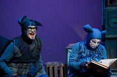 Ratón y Vampiro vuelven con sus aventuras y humor al Centro Cultural BOD | Recomendao.com
