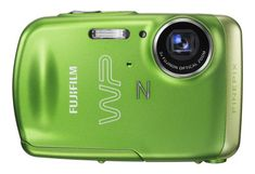Fujifilm FinePix Z33WP 10MP Digital Camera with 3x Optical Zoom (Green) (OLD MODEL) -- Find out more about the great product at the image link.