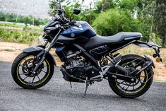 Yamaha's upcoming Motorcycles' and Scooters' Price to increase by Mt Bike, Bike Pic, Scooter Price, Matt And Blue, Mt 15, Hero Motocorp, Street Fighter Motorcycle, Racing Stickers, Sport Bikes