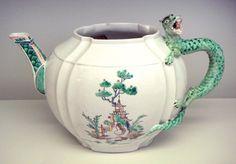 Chantilly sof porcelain teapot 1735 1740 - Chantilly porcelain - Wikipedia, the…