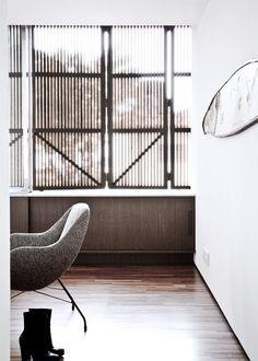 Marcio Kogan, House 6, Window, Photography By Jonas Bjerre-Poulsen
