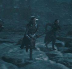 Loki and Sif (Jotunheim scene) I would live ti have them together