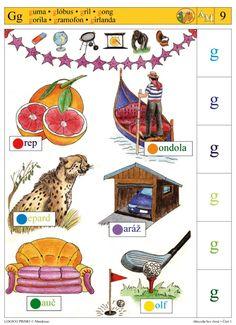 soubor logico primo, didaktická hračka, abeceda, naučné hračky