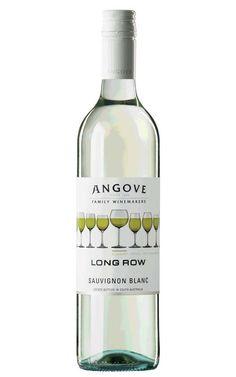 Angove Long Row Sauvignon Blanc 2019 South Australia - 12 Bottles South Australia, Wine Australia, Spicy Grilled Chicken, Just Wine, Organic Fruit, Tropical Fruits, Sauvignon Blanc, Color Lines, Summer Salads