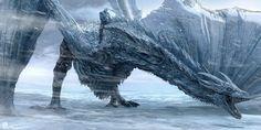 ice dragon concept art에 대한 이미지 검색결과